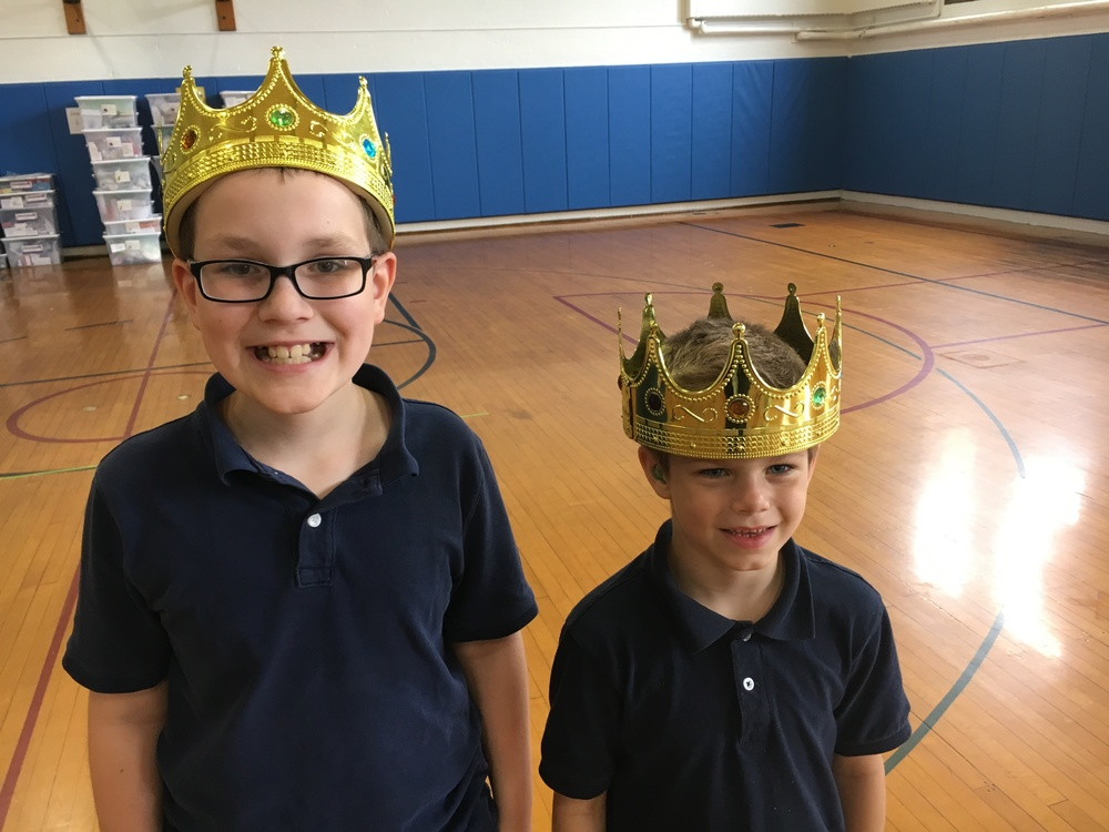 Roosevelt Students named Kings of Attendance