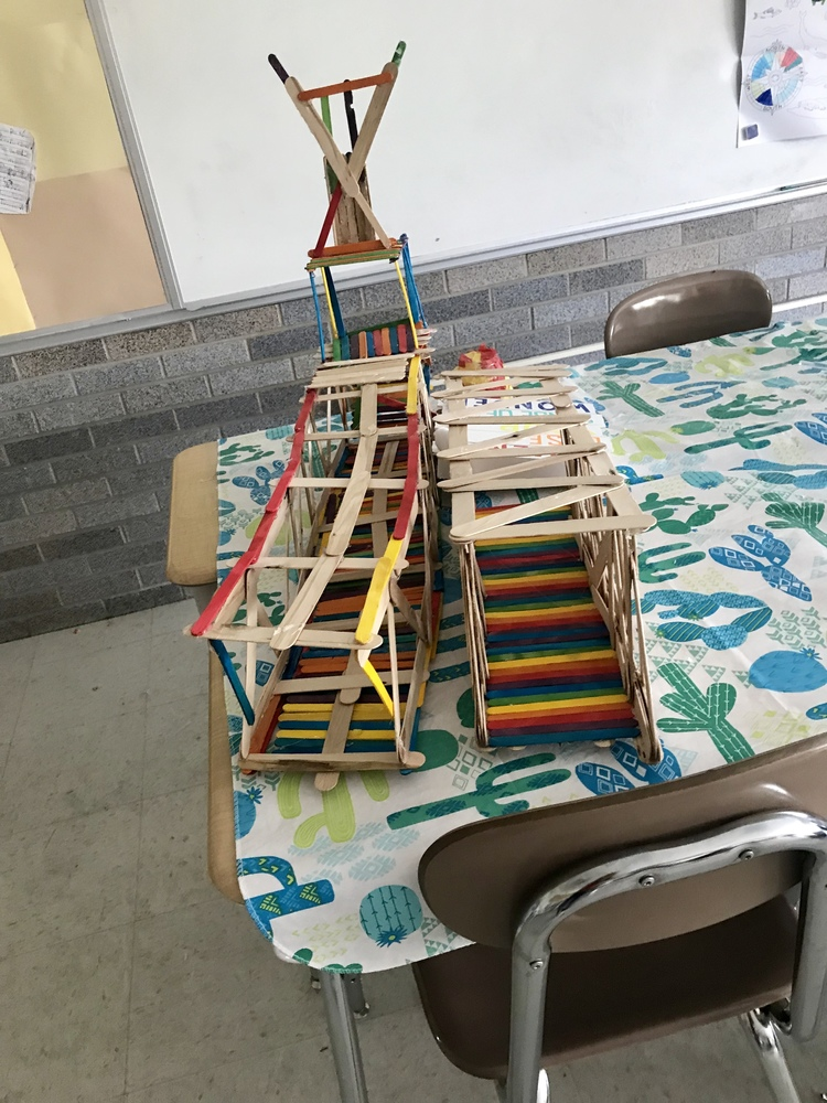 Engineering Challenge at School 53