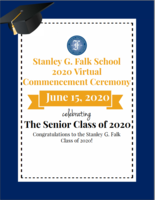Congratulations to the Stanley G. Falk Class of 2020!