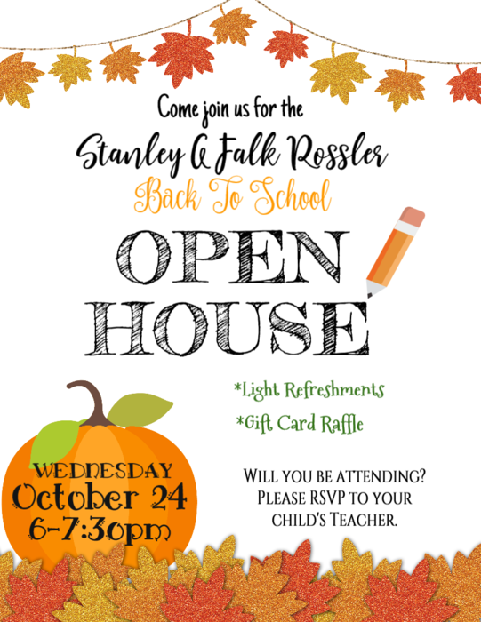 Open House 2018-19