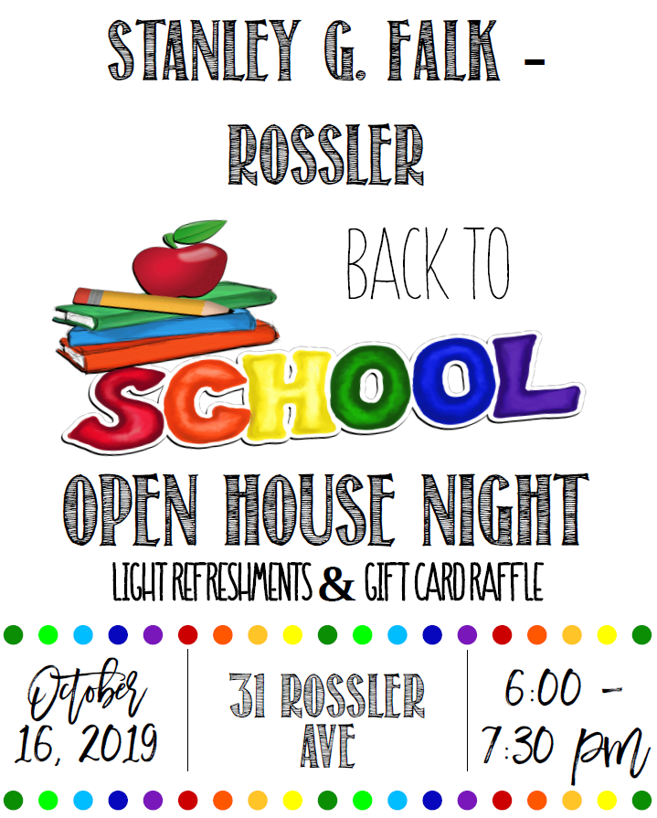 Rossler Open House