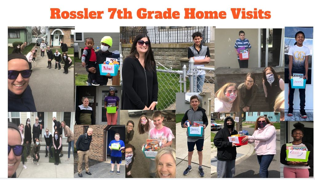 7th grade home visits