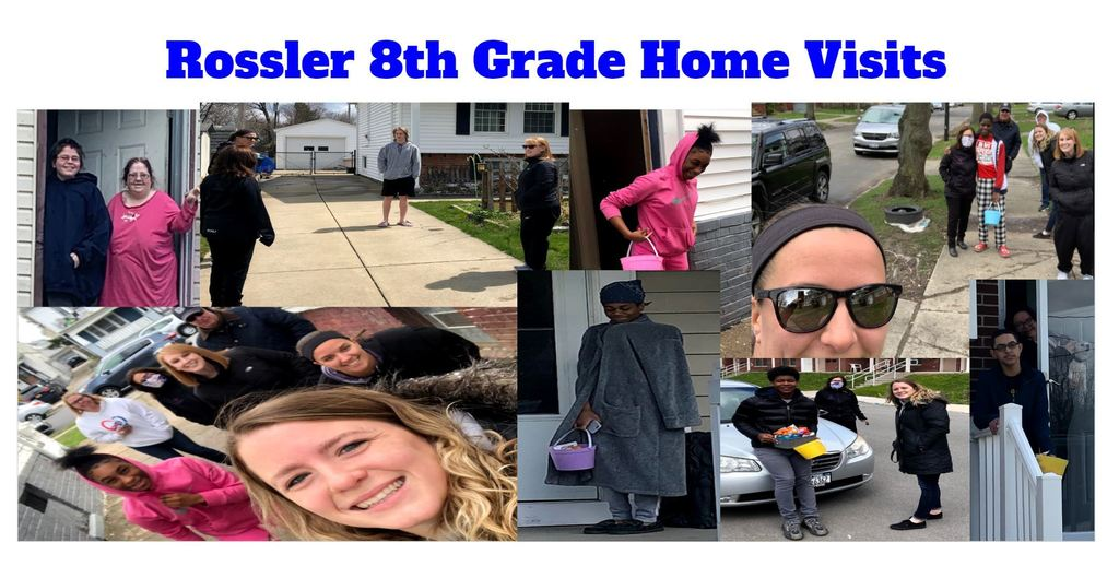 8th grade home visits